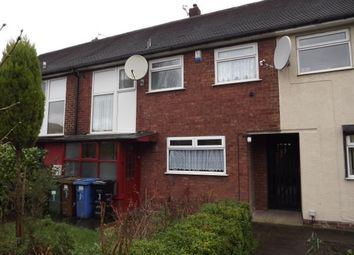 Thumbnail 3 bed terraced house for sale in Rosslave Walk, Stockport, Greater Manchester