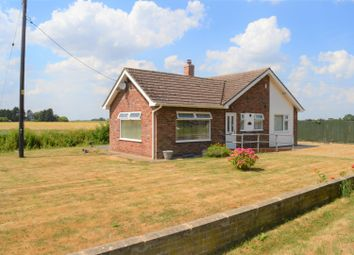 Thumbnail 2 bed detached bungalow for sale in Tower Road, Terrington St. Clement, King's Lynn