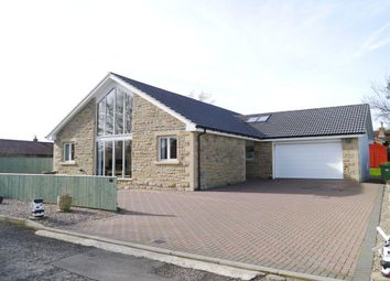 Thumbnail 4 bed detached bungalow for sale in Kenmore Road, Swarland, Morpeth