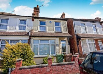 Thumbnail 3 bed end terrace house for sale in Wandle Road, Croydon