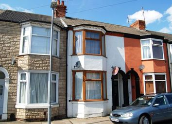 2 bed terraced house to rent in Countess Road, St James, Northampton NN5