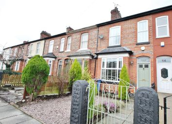 Thumbnail 3 bedroom terraced house for sale in Monton Avenue, Eccles, Manchester