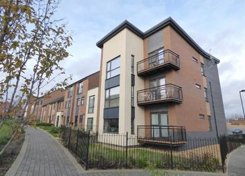 Thumbnail 2 bed flat for sale in Norville Drive, Johnsons Wharf, Stoke-On-Trent