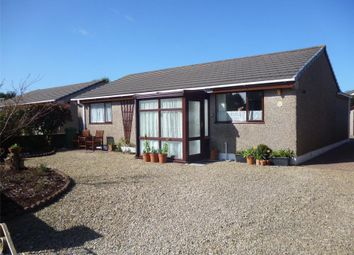 Thumbnail 2 bed detached bungalow for sale in Wall Gardens, Gwinear, Hayle
