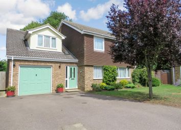 4 bed detached house for sale in Birch Close, Broom, Biggleswade SG18