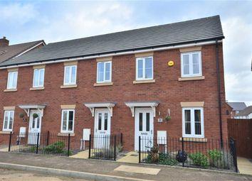 Thumbnail 3 bed terraced house for sale in Chestnut Road, Brockworth, Gloucester