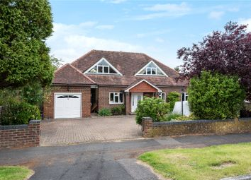 Thumbnail 4 bed bungalow for sale in Vernham Road, Winchester, Hampshire