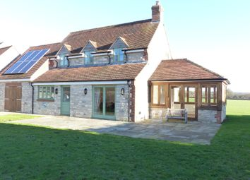 Thumbnail 3 bed detached house for sale in The Green, Zeals, Warminster