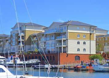 Thumbnail 2 bed flat for sale in Hamilton Quay, Sovereign Harbour, Eastbourne