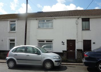Thumbnail 3 bedroom terraced house to rent in Quarr Road, Clydach, Swansea