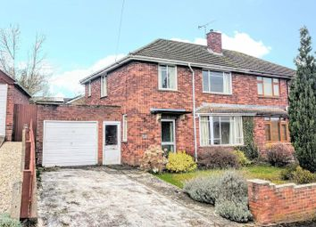 Thumbnail 3 bed semi-detached house for sale in Langland Drive, Hereford