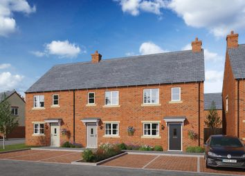 Thumbnail 2 bed end terrace house for sale in Brick Kiln Road, Raunds, Wellingborough