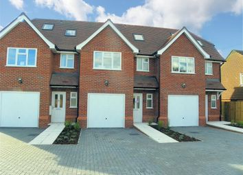 Thumbnail 3 bed terraced house to rent in Eden Court, Basingstoke Road, Three Mile Cross, Reading