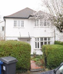 Thumbnail 4 bed detached house to rent in Templars Avenue, Golders Green