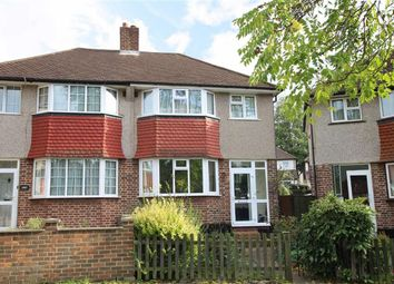 Thumbnail 3 bed semi-detached house for sale in Portugal Gardens, Twickenham