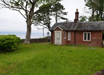 Thumbnail 1 bed lodge for sale in Shore Road, Skelmorlie