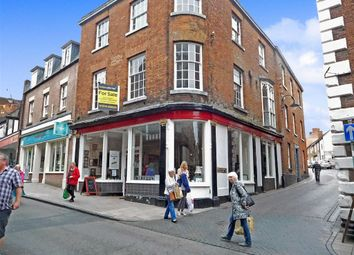 Thumbnail Retail premises for sale in High Street, Whitchurch, Shropshire