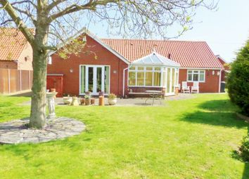 Thumbnail 4 bed detached bungalow for sale in Old Coast Road, Ormesby