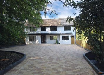 Thumbnail 4 bedroom detached house for sale in Downs Road, Epsom