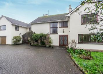 Thumbnail 5 bedroom detached house for sale in Mannamead, Plymouth, Devon