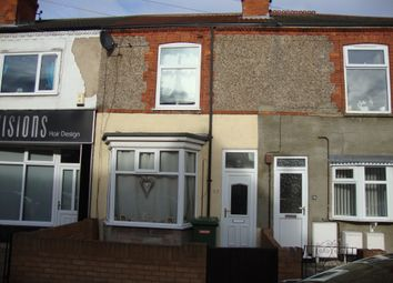 Thumbnail 3 bed terraced house to rent in Oxford Street, Cleethorpes