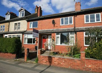 Thumbnail 2 bed terraced house for sale in 27 Forest Avenue, Near Starbeck Train Station, Harrogate