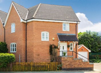 Thumbnail 3 bed semi-detached house for sale in The Stook, Lang Farm, Daventry