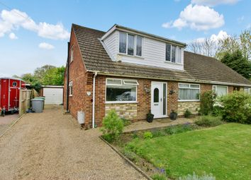 Thumbnail 4 bed semi-detached house for sale in Lodge Lane, Old Catton, Norwich