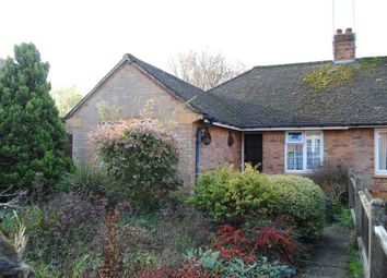 Thumbnail 2 bed semi-detached bungalow for sale in Kingswell Road, Kingsthorpe, Northampton
