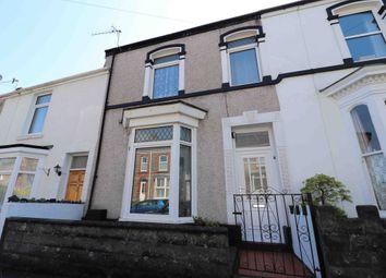 Thumbnail Terraced house for sale in Windsor Street, Swansea