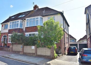 Thumbnail 3 bed semi-detached house for sale in Walberton Avenue, East Cosham, Portsmouth