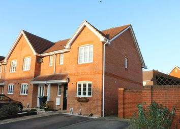 Thumbnail 3 bedroom end terrace house for sale in Highpath Way, Park Village, Basingstoke