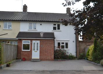 Thumbnail 3 bed semi-detached house to rent in Orchard Close, Radlett