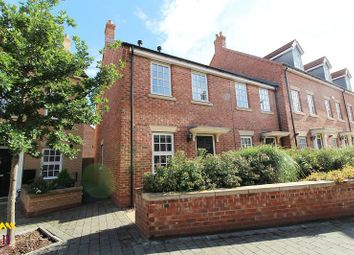 Thumbnail 2 bed end terrace house to rent in Dickinson Walk, Beverley