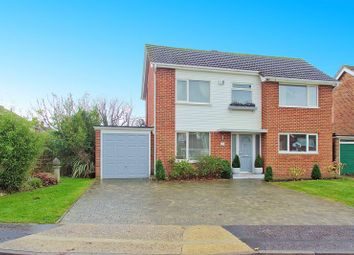 Thumbnail 3 bed detached house for sale in Gloucester Way, Chichester