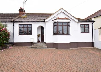 3 bed semi-detached bungalow for sale in Sandown Avenue, Hornchurch, Essex RM12