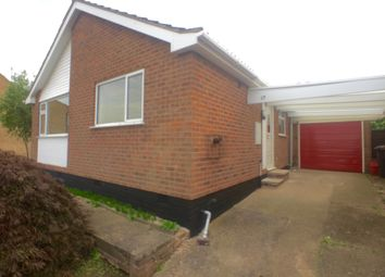 Thumbnail 2 bedroom detached bungalow for sale in Suthers Road, Kegworth
