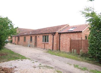 Thumbnail 2 bed semi-detached house to rent in Bramfield, Halesworth, Suffolk
