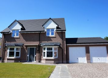 Thumbnail 5 bed detached house for sale in Idvies View, Letham, Forfar