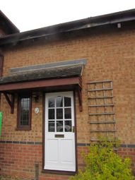 Thumbnail 1 bed terraced house to rent in Marseilles Close, Northampton