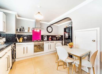 Thumbnail 3 bed maisonette for sale in Crabtree Avenue, Chadwell Heath, Romford