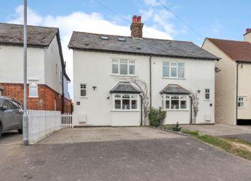Bygrave Road, Baldock SG7. 3 bed semi-detached house for sale