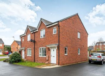Thumbnail 3 bedroom semi-detached house for sale in Cowslip Close, Huntington, Cannock, United Kingdom