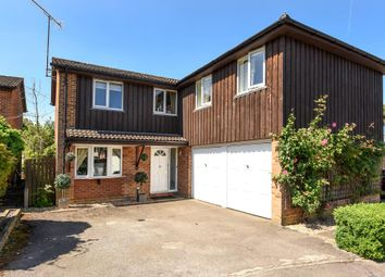Thumbnail 5 bed detached house for sale in Cavendish Meads, Ascot