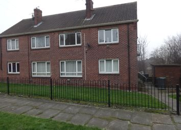 Thumbnail 1 bed flat to rent in Abbey Road, Batley