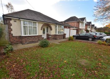 Thumbnail 3 bed detached bungalow for sale in Trowell Road, Wollaton, Nottingham