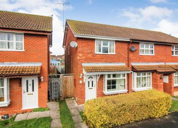 Thumbnail 2 bed end terrace house for sale in Edward Close, Aylesbury
