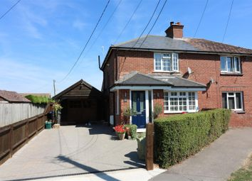 Thumbnail 2 bed semi-detached house for sale in Gore Road, Eastry, Sandwich