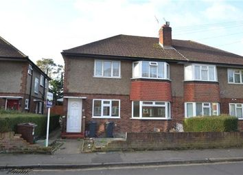 Thumbnail 2 bed maisonette for sale in Dockwell Close, Feltham