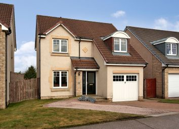 Thumbnail 3 bedroom detached house for sale in Wynnes Place, Kintore, Aberdeenshire
